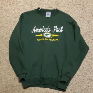 VTG Green Bay Packers sweatshirt